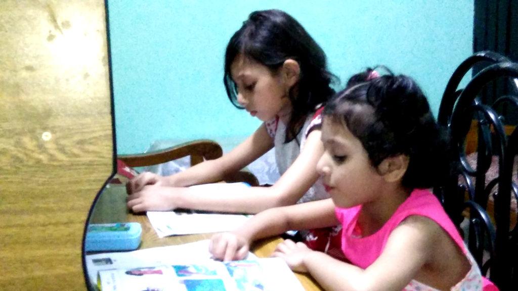 কোটি শিশুর জন্য 'ঘরে বসে শিখি' নিয়ে এলো এক আনন্দময়  শিক্ষার আলো